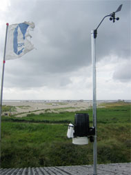 Wetterstation St. Peter-Ording